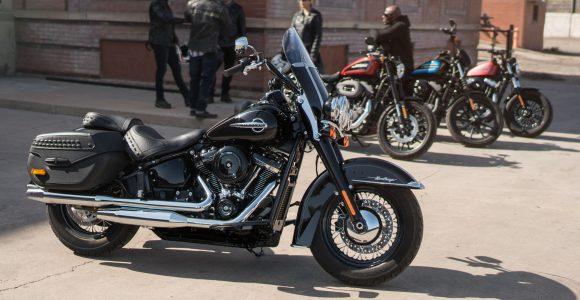 Einen Tag mit fünf Harleys gewinnen  bei der Harley-Davidson Summertour