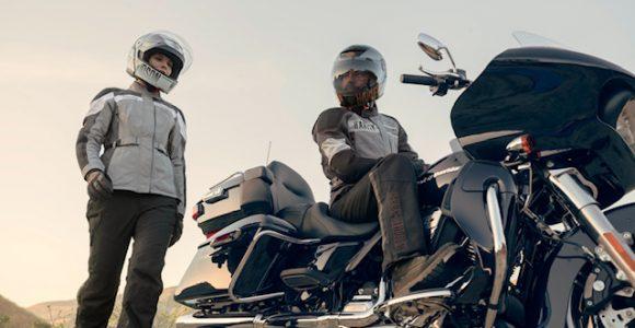 Neue Funktionsbekleidung von Harley-Davidson