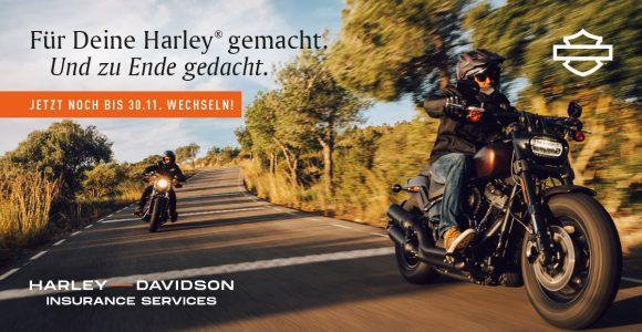 Für Deine Harley® gemacht. Und zu Ende gedacht. – ERGO