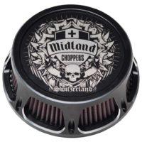 Midland Spezial Schwarz