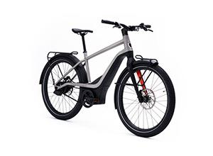 E-Bike MRUSH CTY Step Thru