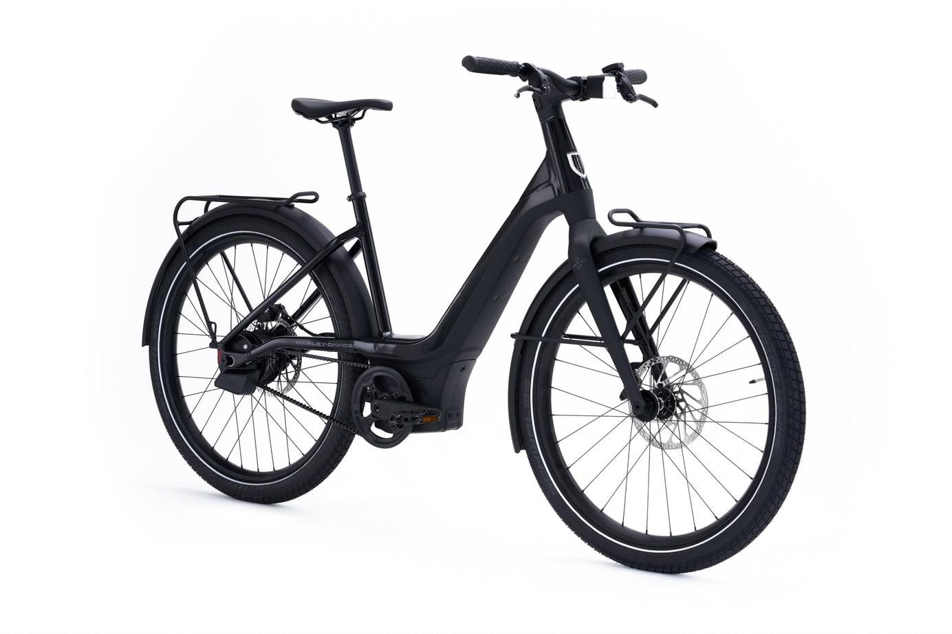 E-Bike RUSH/CTY STEP-THRU